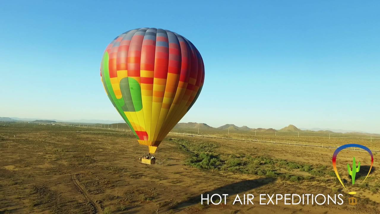 The Hot Air Expeditions Experience