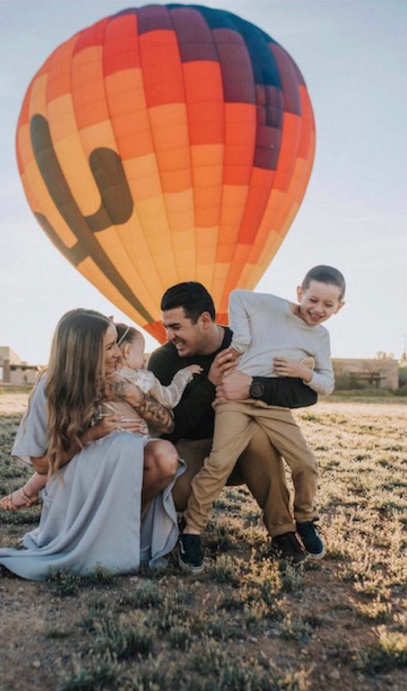 Mothers Day Balloon Rides - Lacey Bee Photography 2019